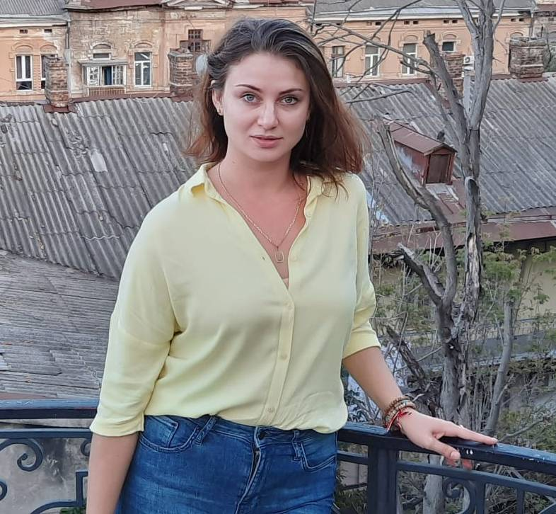 Alyssa Pogadayeva